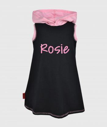 Everyday Black/Pink Dress
