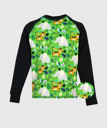 Longsleeve Jungle Animals